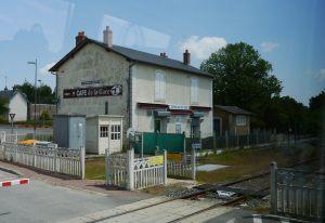 Quondam station at